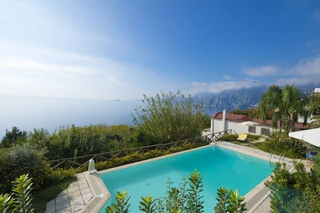 Villa en Praiano, Costa de Amalfi, Italia