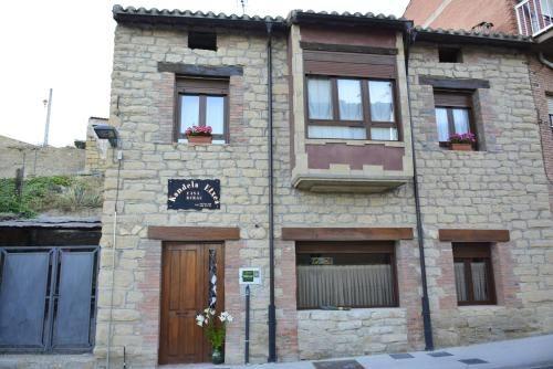 Alojamiento panorámico con balcón