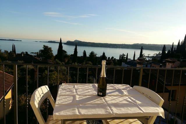 Apartamento Gardone Riviera para 1 - 4 personas con 1 dormitorio - vacaciones