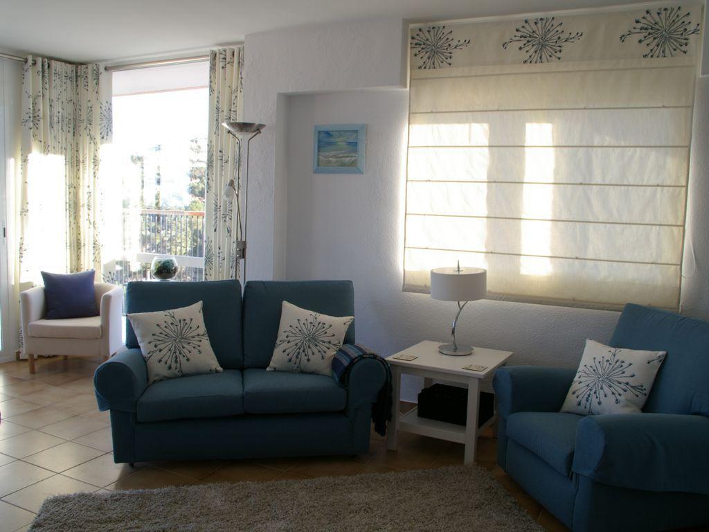 Apartamento con  Espacio exterior en Costa blanca