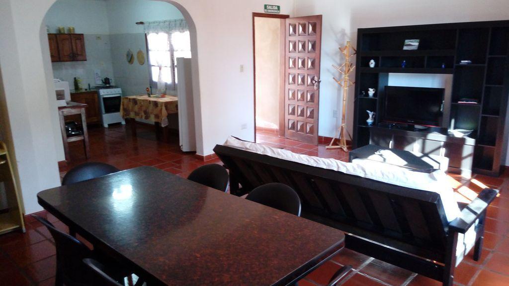 Hébergement bien équipé de 100 m²