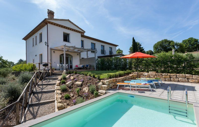 Residencia en Todi para 4 personas