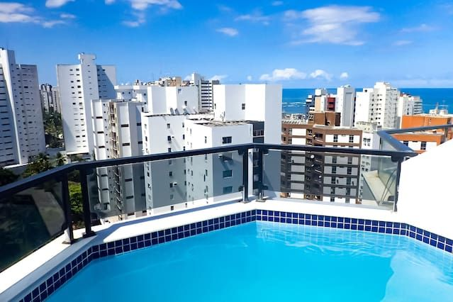Appartement à Salvador avec 1 chambre