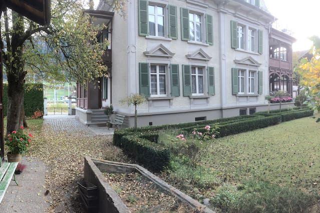 Alojamiento de 4 habitaciones en Zweisimmen