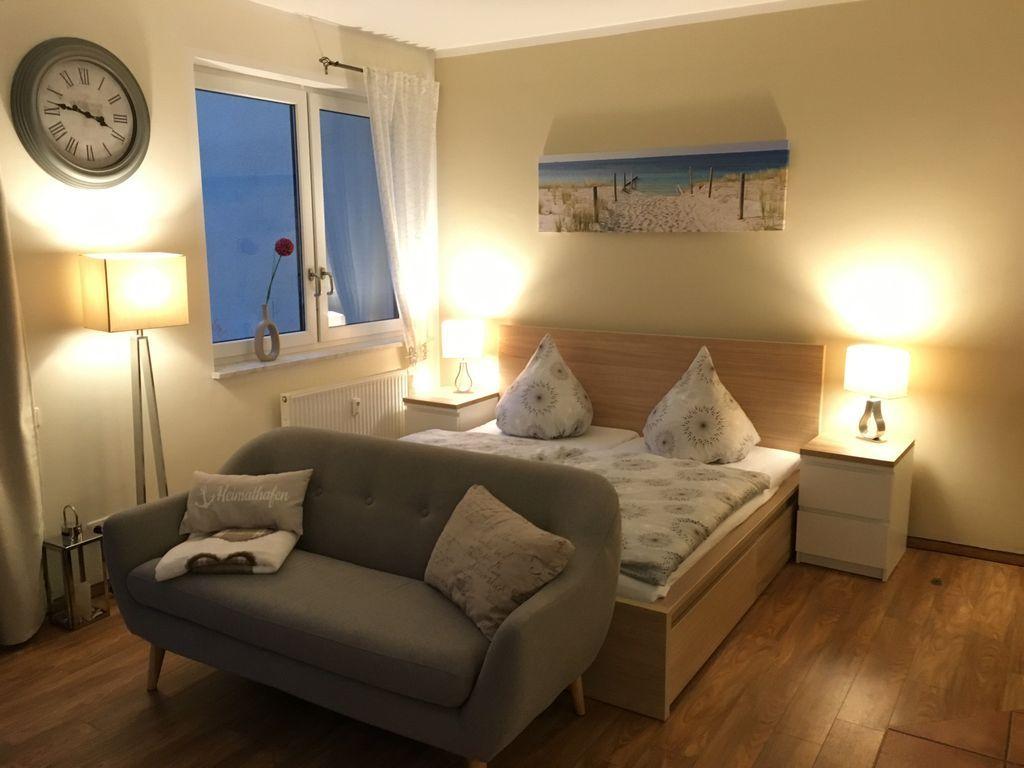 Apartamento de 45 m² en Baabe ostseebad