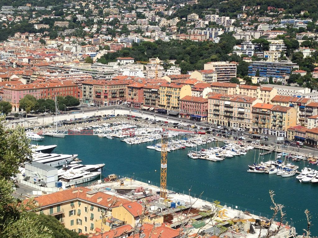 Agradable apartamento con  AC en Niza