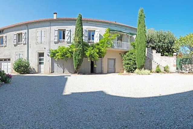Vivienda con jardín en Villefranche-de-rouergue