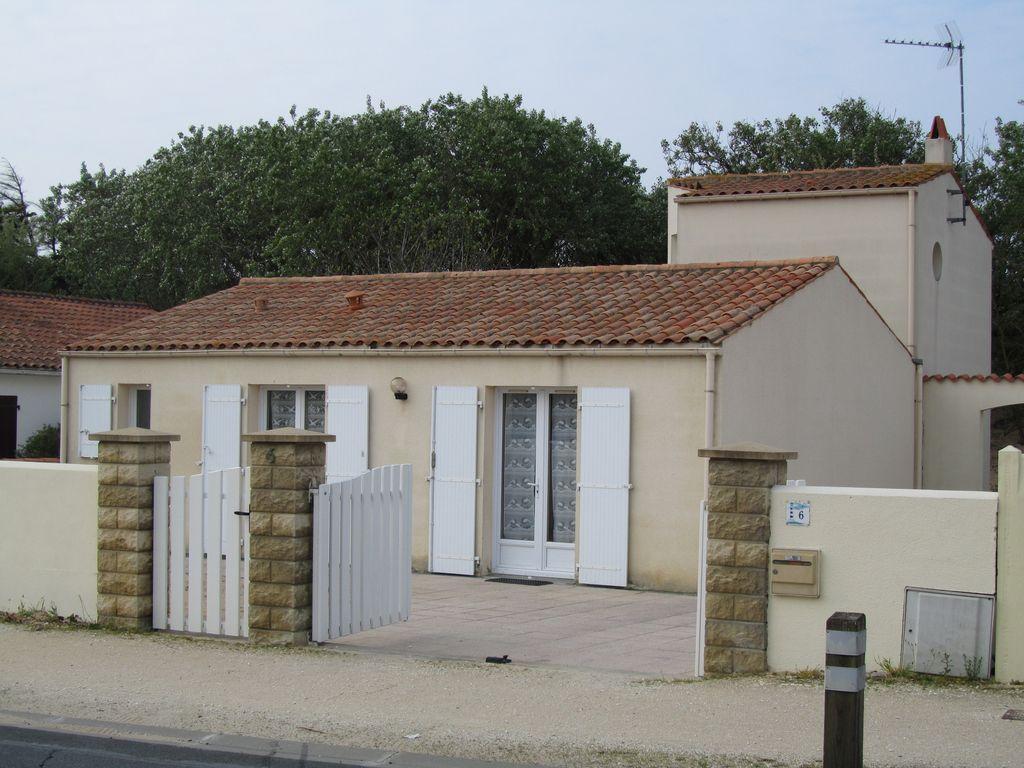 Vivienda en Saint-pierre-d'oléron para 6 huéspedes