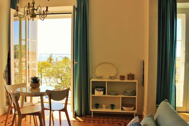 Logement de 1 chambre à Setúbal