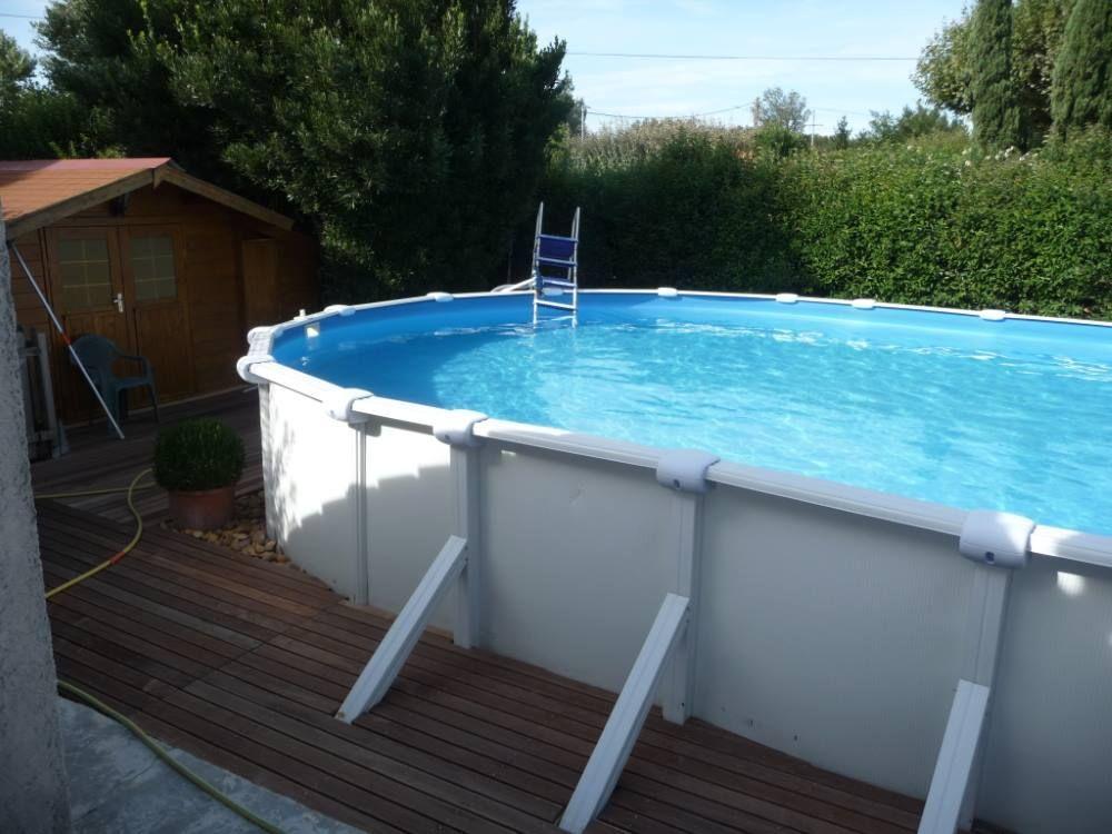 Estupendo alojamiento con piscina
