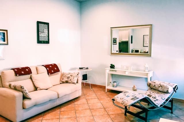 Alojamiento de 1 habitación en Domodossola