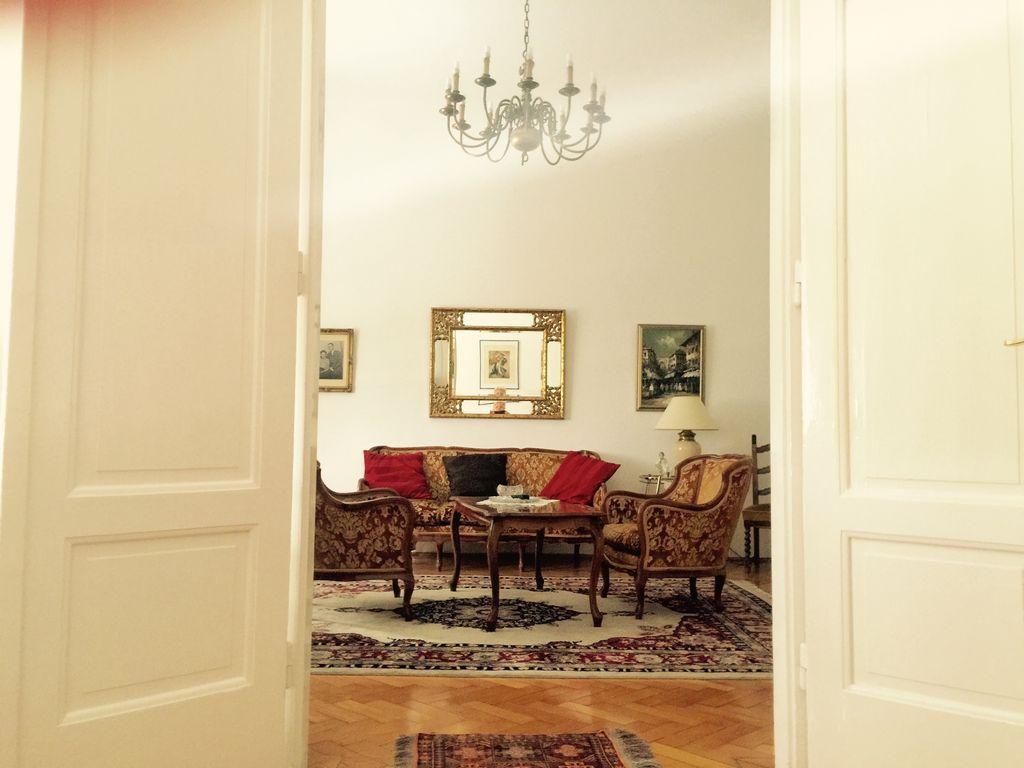 Apartamento céntrico en Budapest con Ascensor y TV por cable