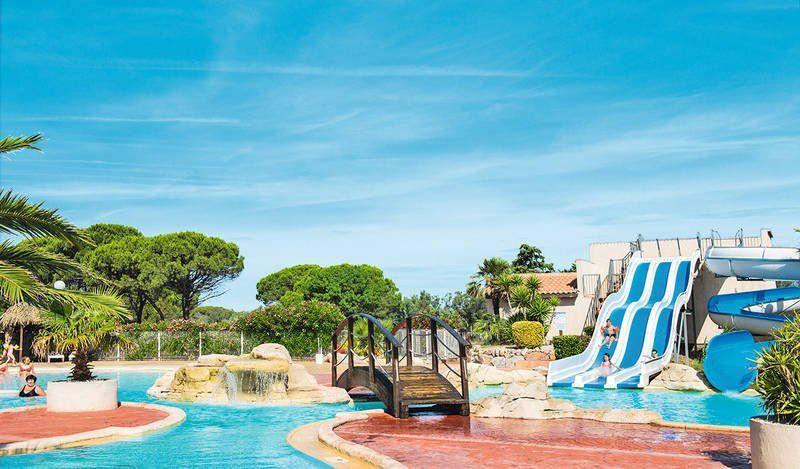 Piso en Valras-plage con piscina