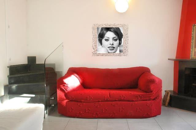 Inicio de Sofía apartamento con jardín - Apartamento de un dormitorio, para 4 personas