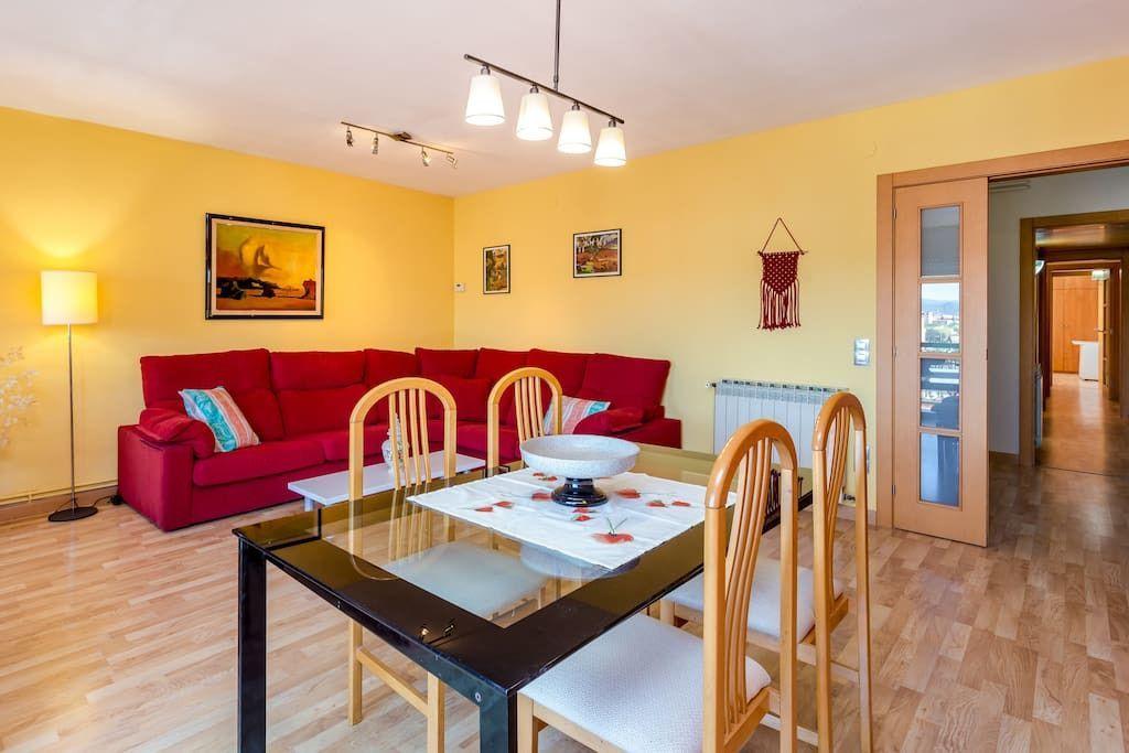 Acogedor piso de 70 m²