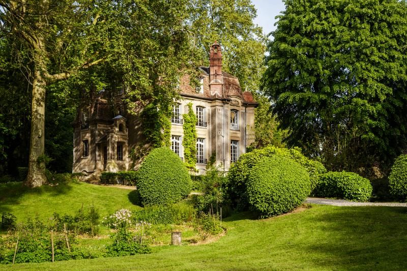 Manoir des Impressionnistes 15 minutes from Paris