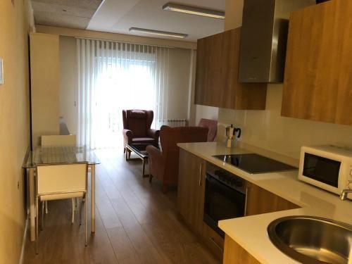 Apartamento de 3 habitaciones con parking incluído