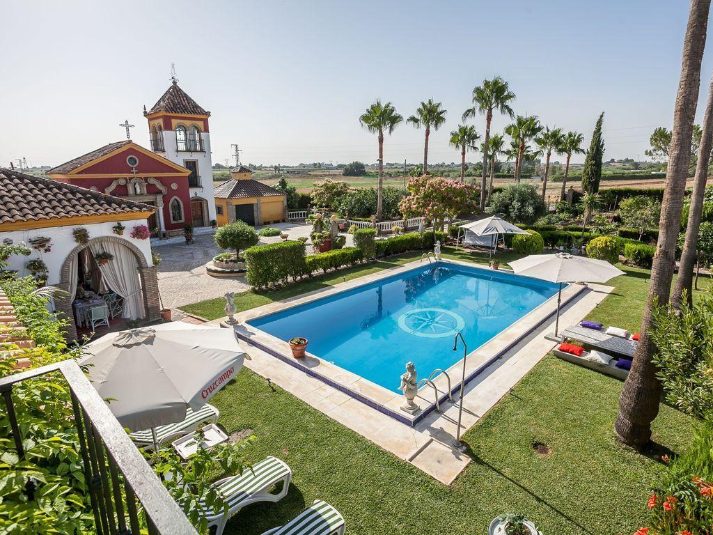Casa con wi-fi en Los palacios y villafranca
