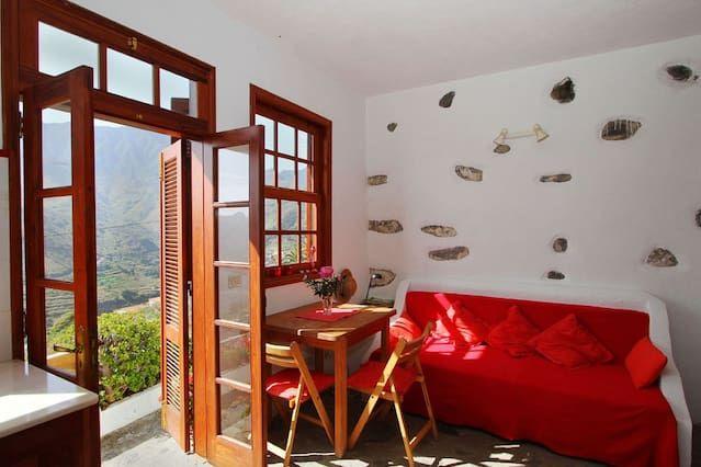 Alojamiento de 30 m² para 2 huéspedes