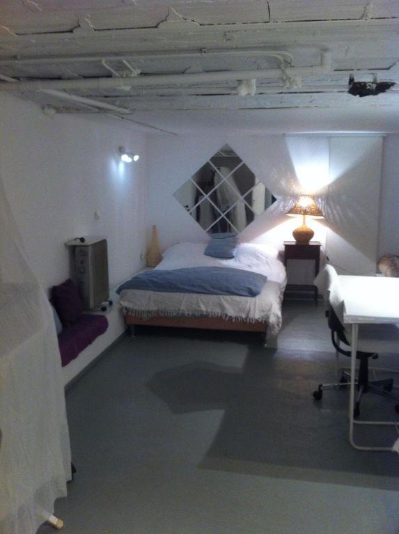 Habitation de 2 chambres
