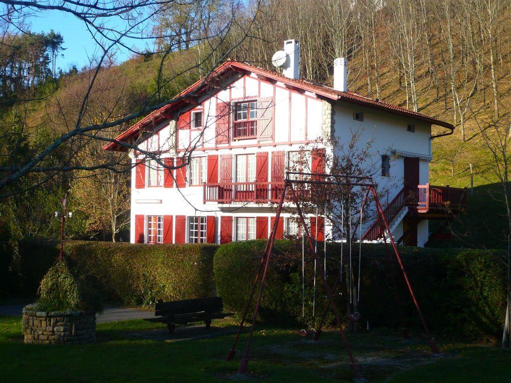 Appartement avec jardin à Pyrénées-atlantiques
