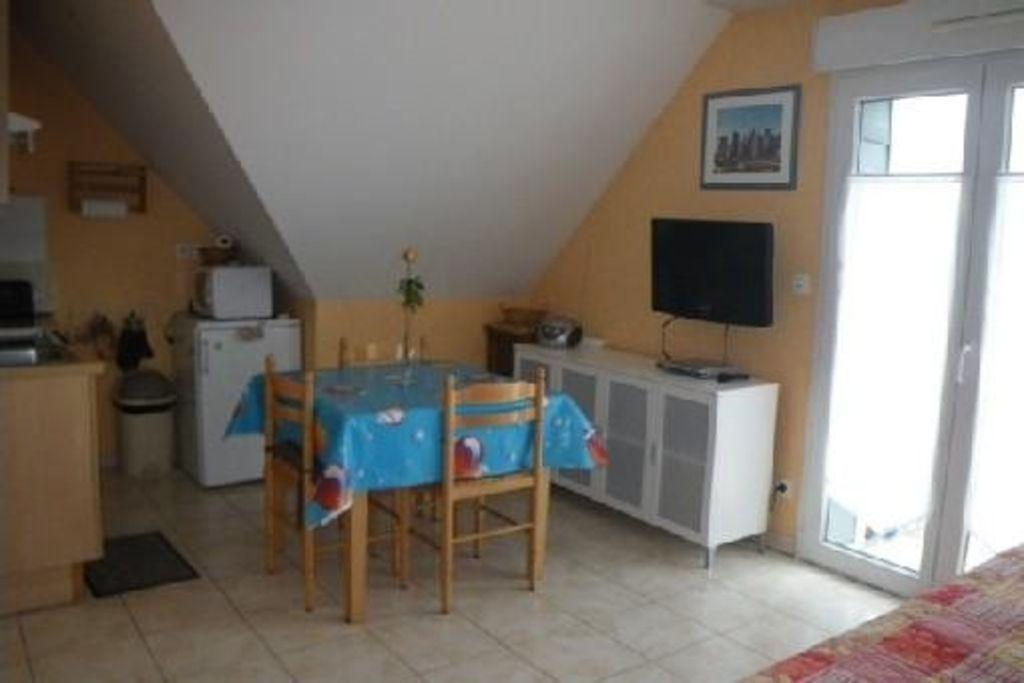 Wohnung auf 32 m² mit 1 Zimmer