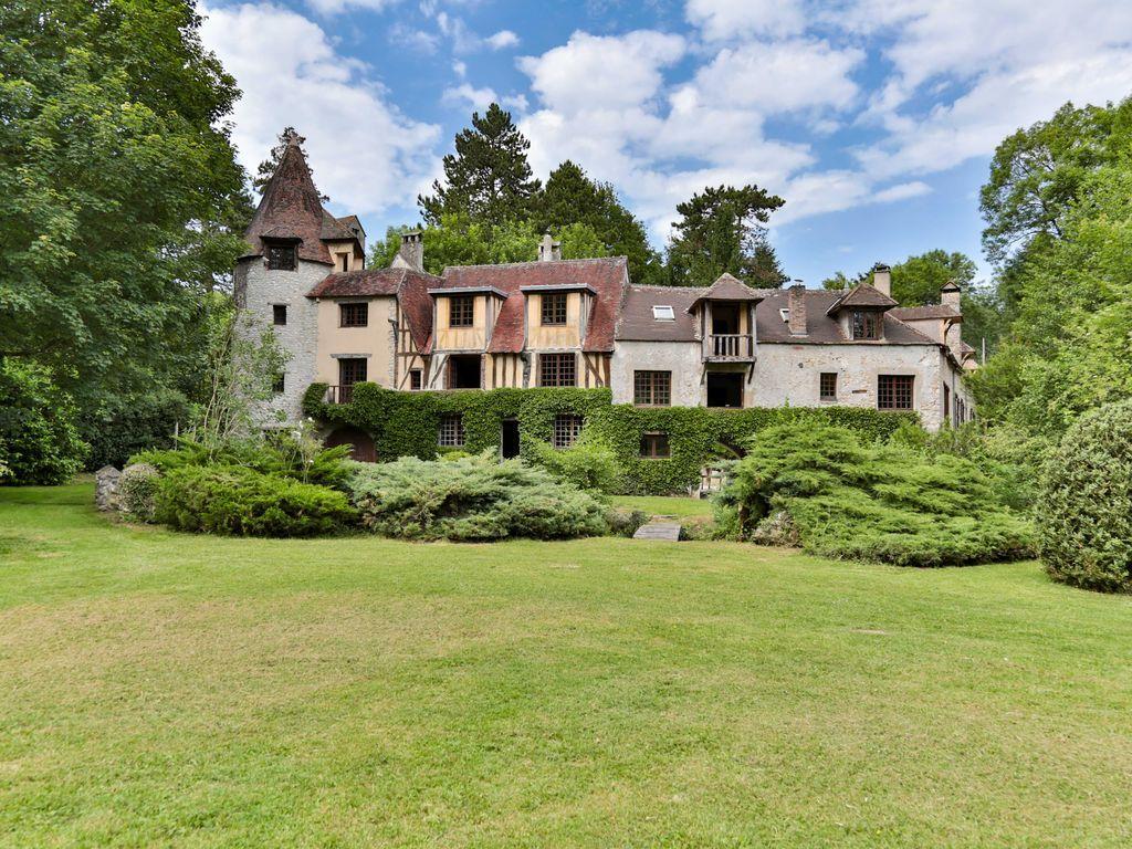 Residencia de 700 m² en Courgent