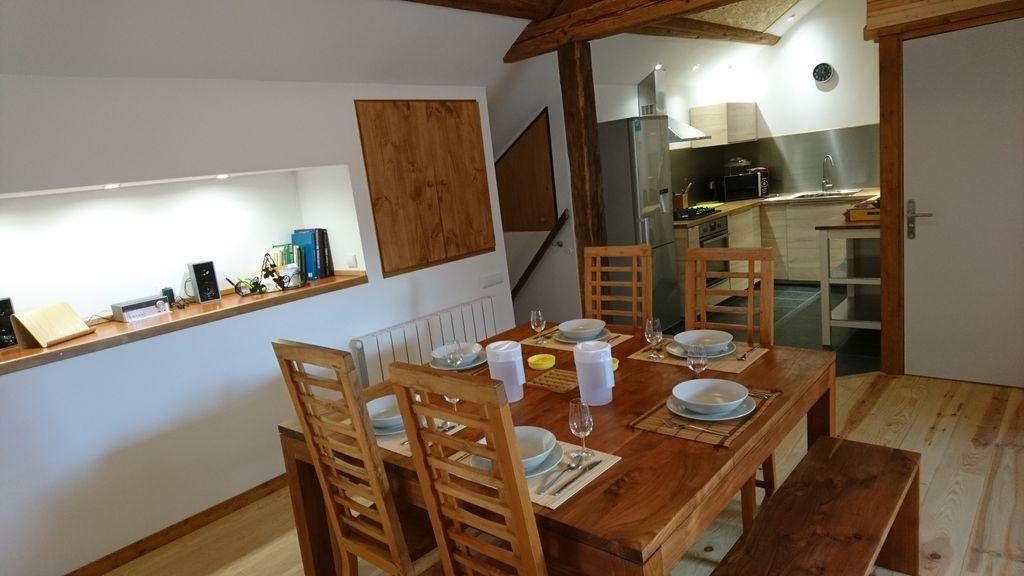 Apartamento de 3 habitaciones en Langatte
