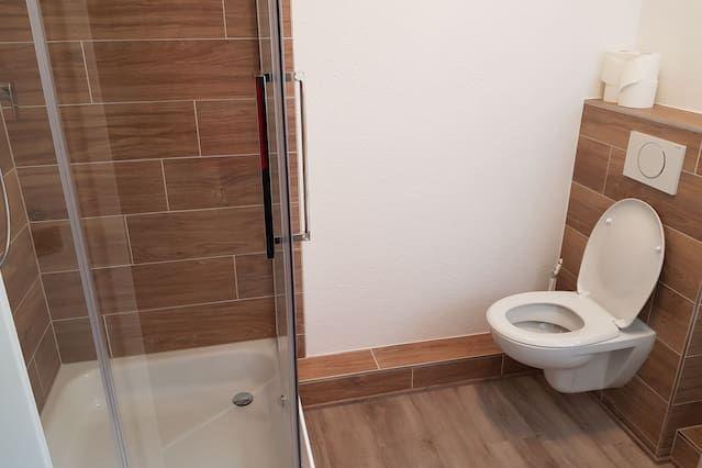 Funcional piso de 2 habitaciones