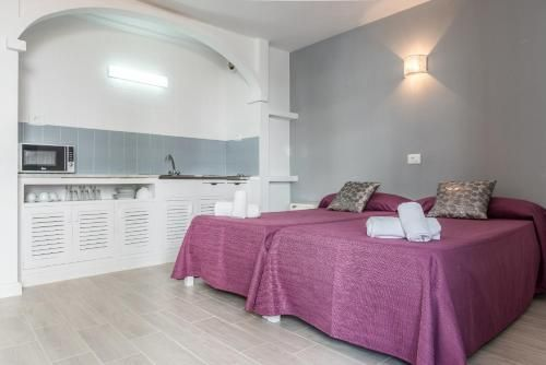 45 m² holiday rental for 3 guests