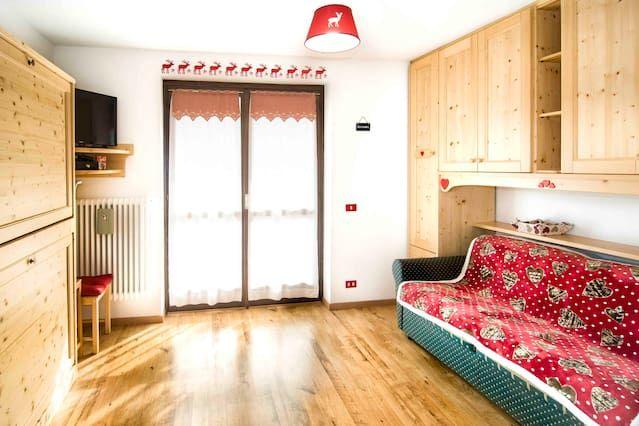 Alloggio di 30 m² di 1 stanza