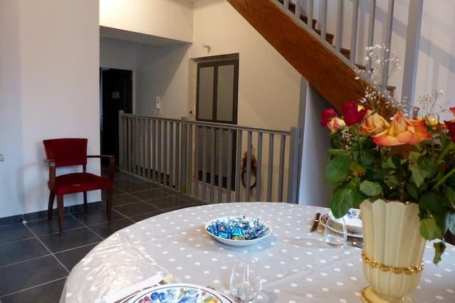 Hogareño apartamento en Saint-genis-les-ollières