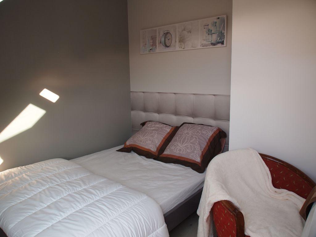 Apartamento en Boulogne sur mer con balcón