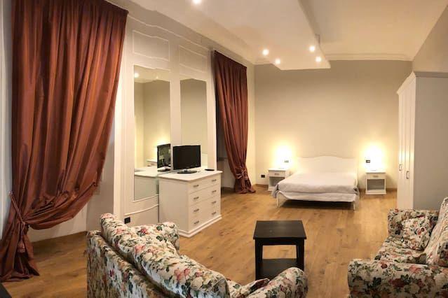 Appartamento corredato con wi-fi