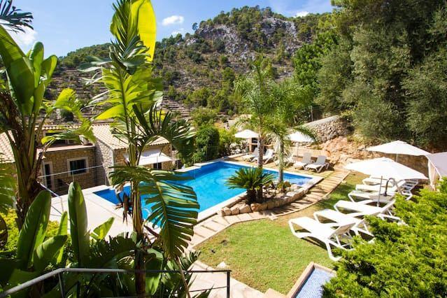Encimas - Gran casa con piscina