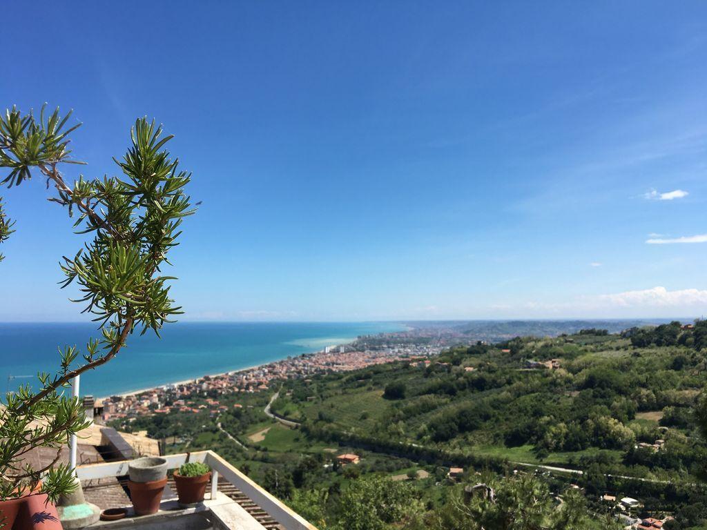 Casa para 6 personas en Silvi paese