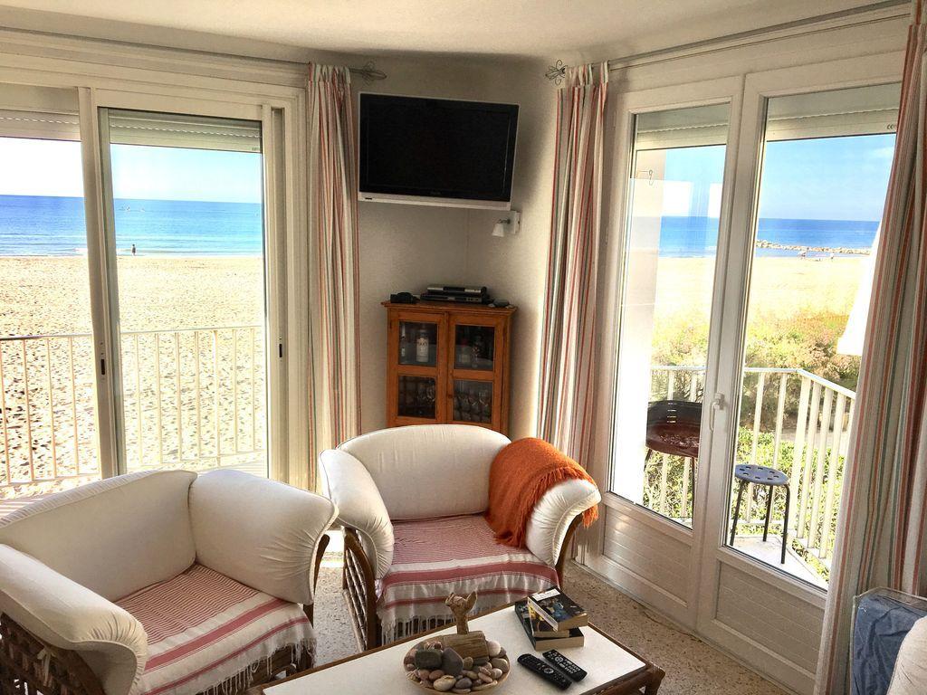 Prisé hébergement avec balcon