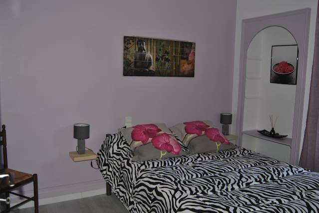 Appartement avec 1 chambre à Vichy