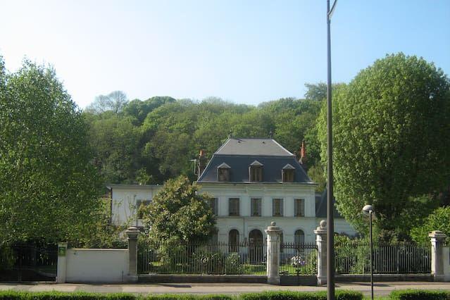 Casa rural cerca de la ciudad histórica de Rouen