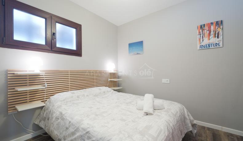 Apartamento pintoresco en sierra nevada con sábanas y toallas  y espacio exterior
