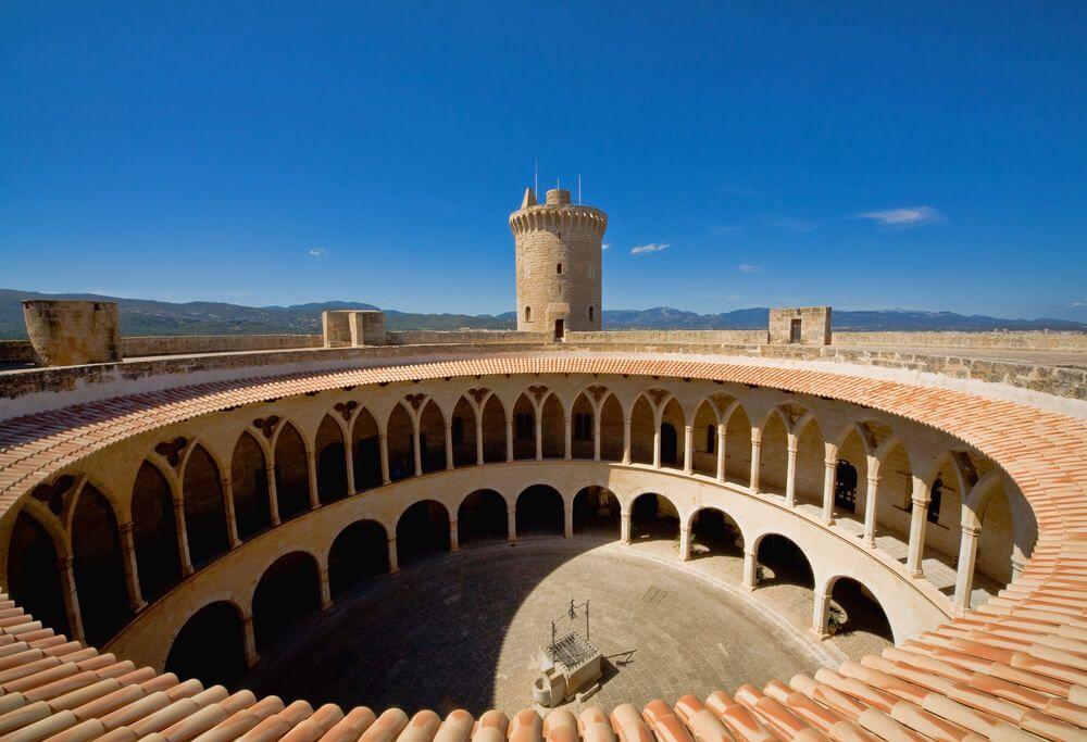 Château de Bellver, Majorque