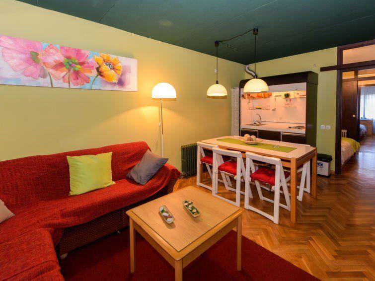 Alojamiento atractivo en Alp