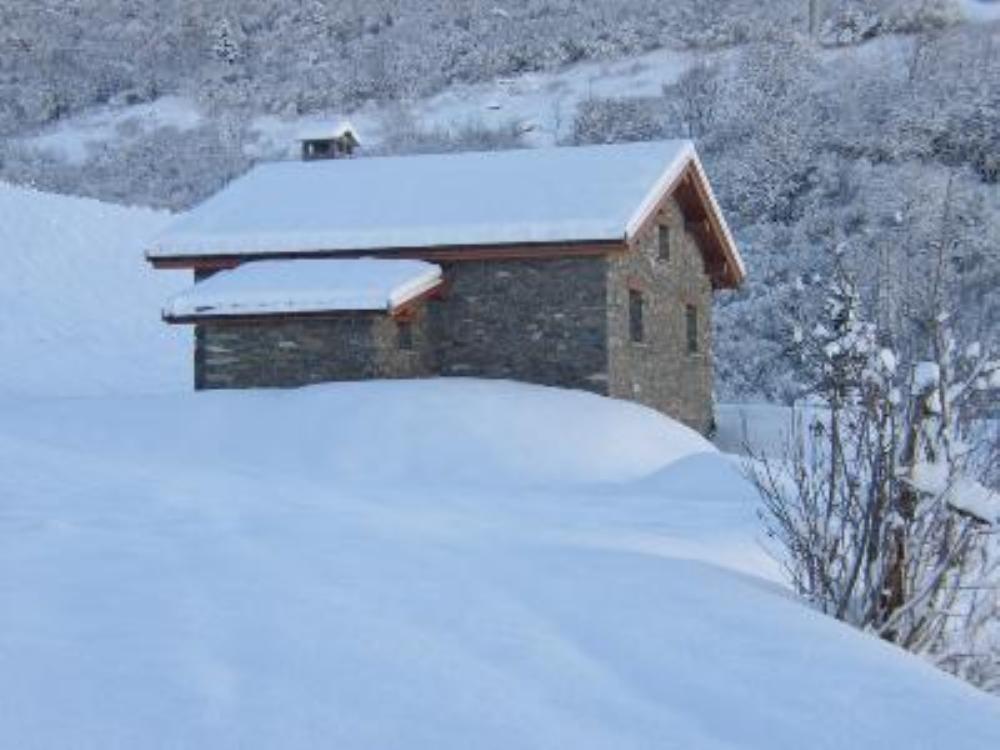Casa de montaña (madera / piedra) - Valmeinier