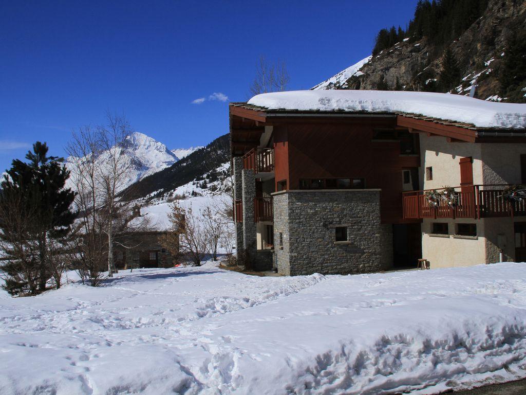 alquiler de vacaciones en Val Cenis