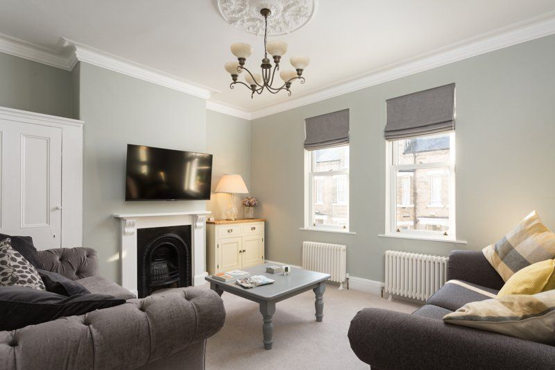 Cosy apartment in York of 3 rooms