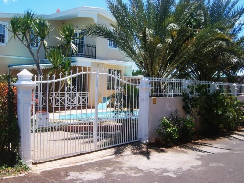 villa kartner + piscine