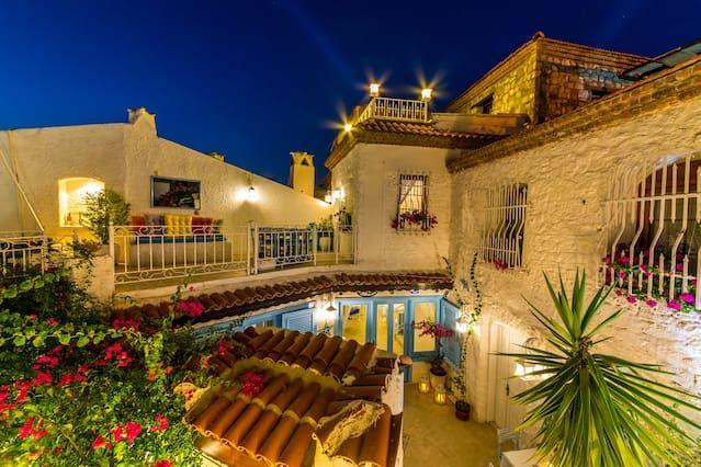 Mit Ausblick Ferienhaus in Marmaris