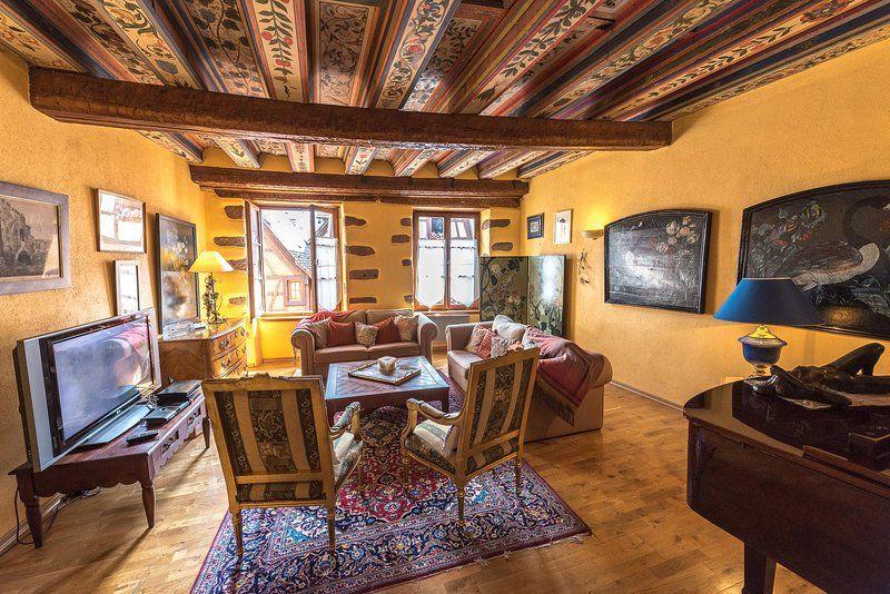 Apartamento para 8 personas en Riquewihr