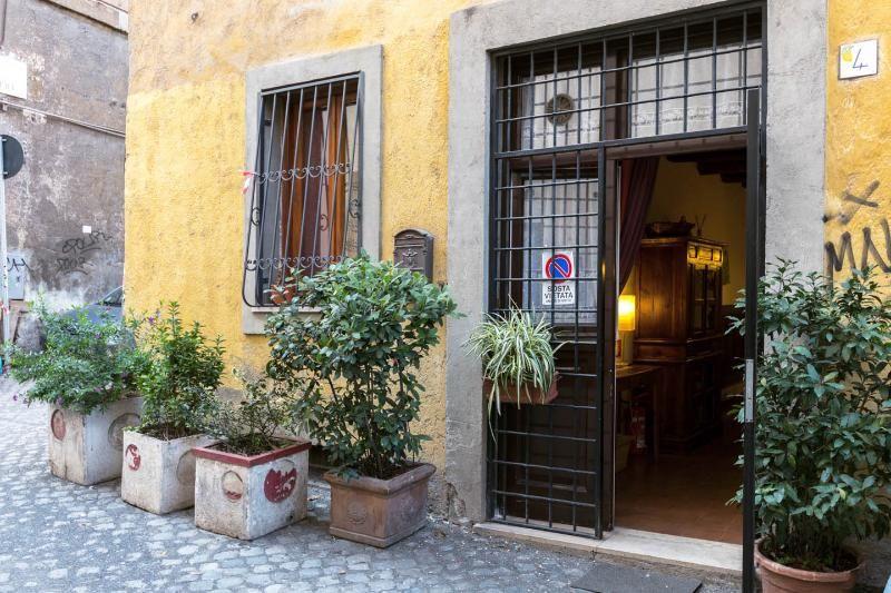 Appartement pour 5 PAX à Trastevere