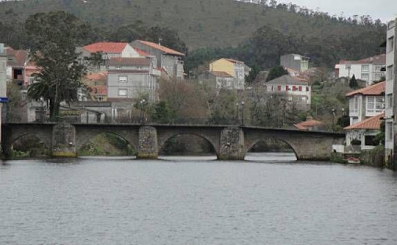 Apartamento en Ponte do porto para 6 huéspedes
